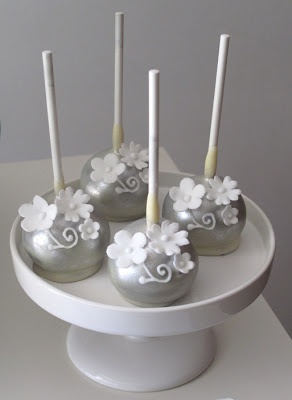 I need to order silver/shimmer candy melts. #cakepops