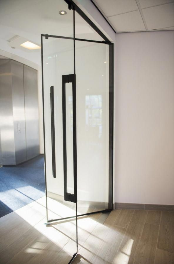 Lunax Presents Fully Glazed Fire Doors Ultimate Transparency In