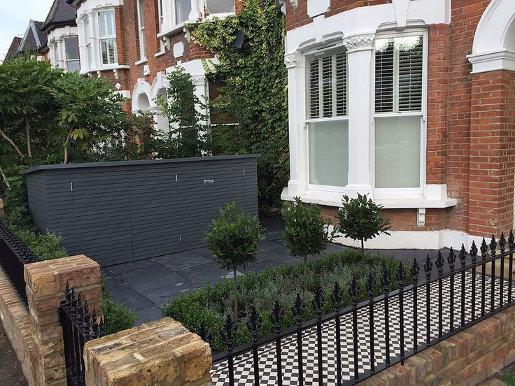 Best Front Garden Images On Pinterest Front Gardens London