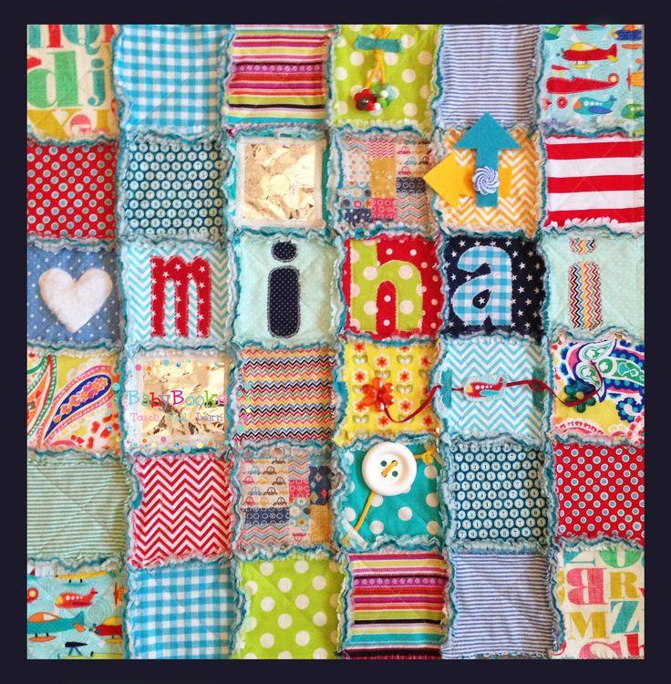 Mihai's Sensory Blanket