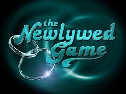 Newlywed Game...list of questions for game. Fun rehearsal dinner game