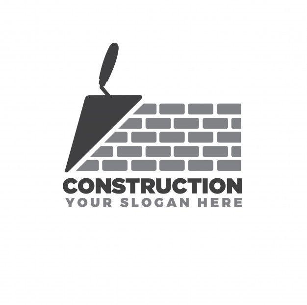 Logotipo De La Construccion Del Hogar Logotipo De Construccion