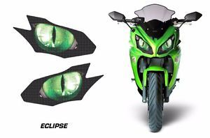 AMR Racing Head Light Eyes Kawasaki Ninja 650R 2012-2014 Headlight Parts ECLIP G