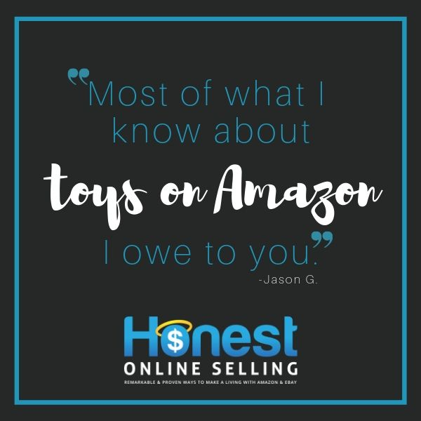 Small Business Quote Reader Review Of Jordan Malik From Honest Online Selling Small Business Quotes Business Quotes Make Money On Amazon