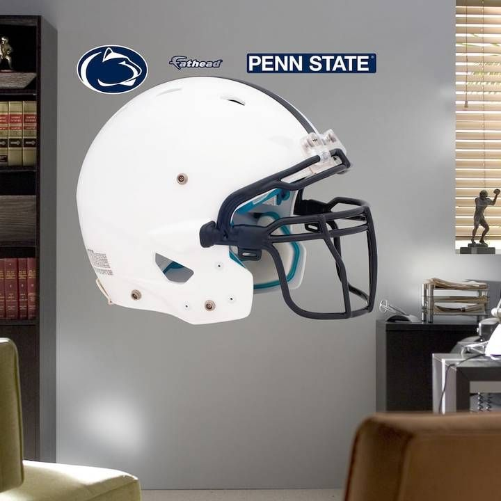 Fathead Penn State Nittany Lions Helmet Wall Decals