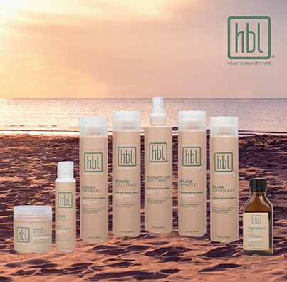 hbl is a premium, high performance line of pH balanced and stable hair care products that offer healthy ingredients for healthy hair.
