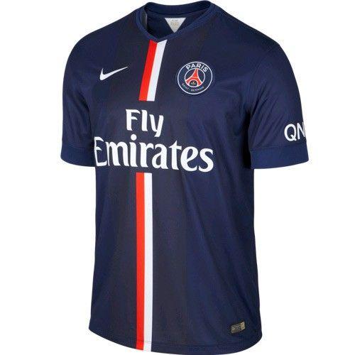 Nike Paris Saint Germain Home Stadium Jersey 14/15 - $80.99