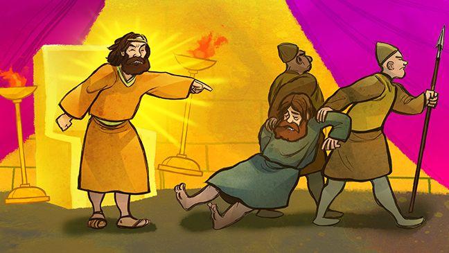Parable Unforgiving Servant Sunday School Lesson Sunday