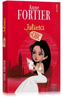 Un fel de jurnal: Julieta de Anne Fortier