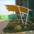 MP - Manufacturers - Tensile Structure, Car Parking Shed, Awning Canopy,Canopy Tents, Events Tents, Fabric Pagodas, Marquees, Gazebos, Pergolas, Glass Canopy, Exhibition Hangars, Garden Handcrafted Umbrellas, Promotional Stalls, Window Awnings, Advertising Canopies, New Delhi, India.