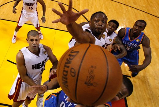 2012 NBA Finals Game 4 earns ABC a big win