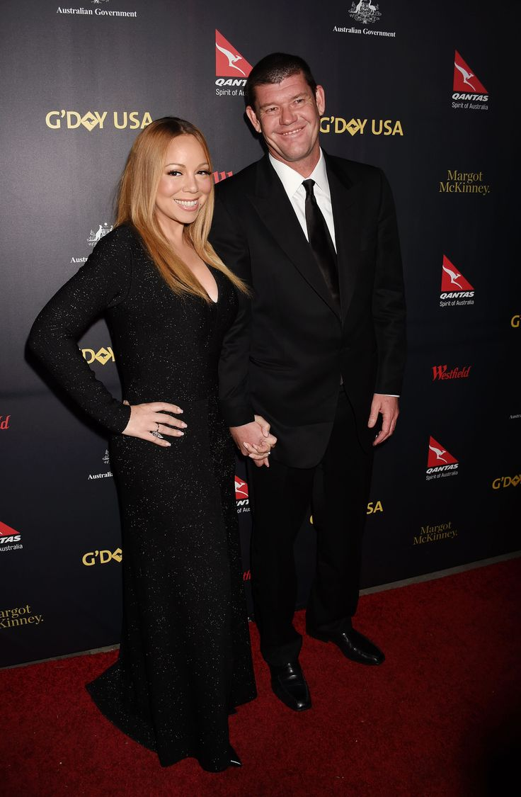 Ma mariah carey weight loss tip mariah - Mariah Carey And James Packer Make Their First Red Carpet Appearance As An Engaged Couple