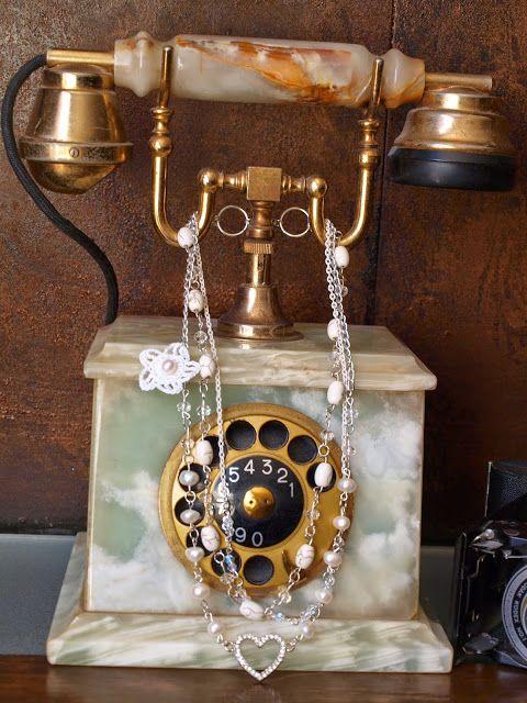 Romantic Pearls: UN NUEVO DÍA. Handmade necklace of cultured pearls. Collar de perlas cultivadas hecho a mano. Chic,vintage, coture.