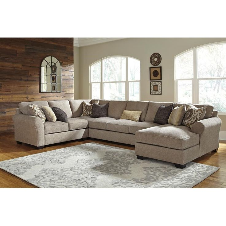 Found It At Wayfair Pantomine Large Cuddler Sectional Living Room Sectional