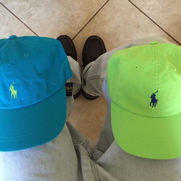 Polo hat Polo Hats BRAND NEW $25 each Accessories Hats