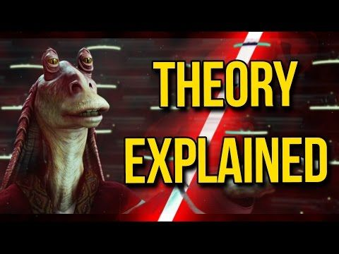 Proof Positive: An Eight Minute Video Explaining Why Jar Jar Binks Is A Sith Lord | Geekologie