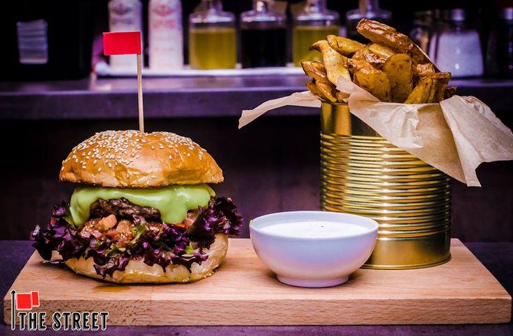 Burgery v The Street Restaurant