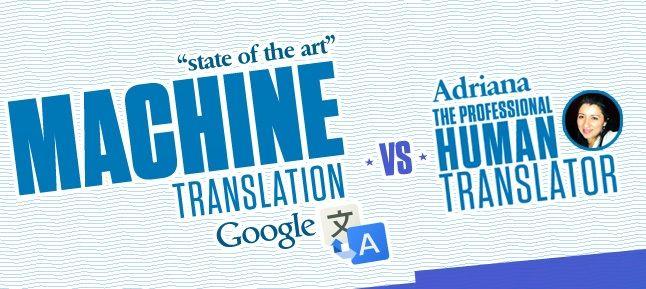 Machine vs. Human: Translators Put to the Test   Multilizer Translation Blog
