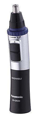 Panasonic – ER-GN30-K503 – Tondeuse Nez / Oreilles – Noir: Garantie: 1 an Nouvelle tete de coupe Tondeuse nez / oreilles Nouvelle lame pour…