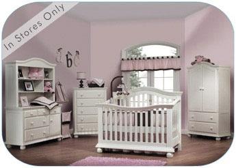 Baby & Nursery Furniture, Baby Cribs, Vista Couture, Kensington, Mayfair, Cambridge, Stratton, Princess, Cider Hill - buybuy BABY