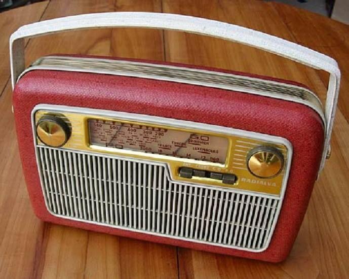 Transistor année 60