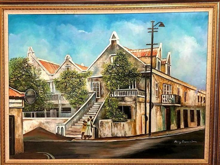 Pin By Zess Steenen On Aruba Painting