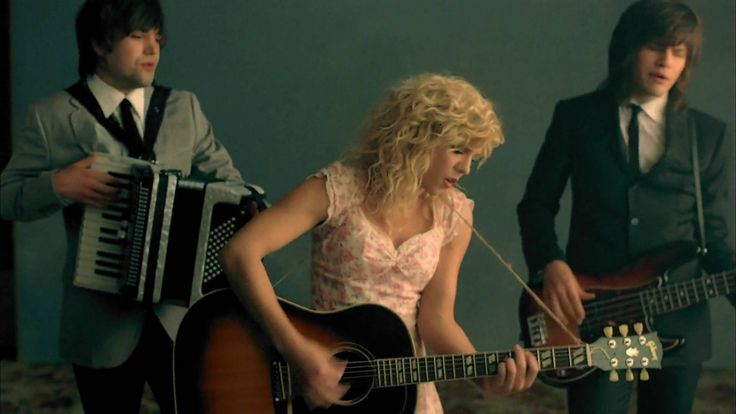 Aint even grey but she burried her baby...  love this song.  ♥The Band Perry - If I Die Young♥