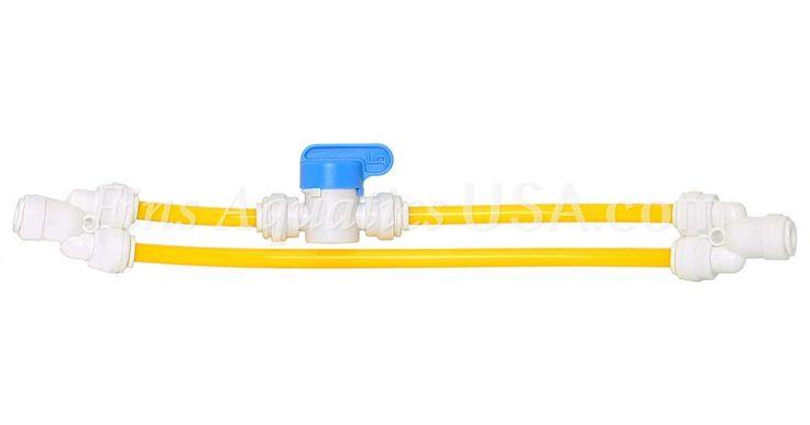 Reverse Osmosis System Flush Valve Kit