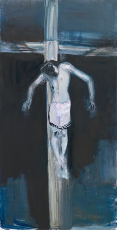 'Ecce Homo' - 2011 - by Marlene Dumas (South African, b. 1953) - @~ Mlle