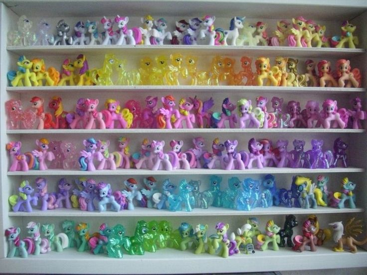 New blind bag my little pony | My little Pony G4 Blind Bag Shelf *update* by ~BerryMouse on ... Awesomeness