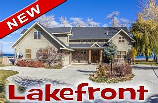 Luxury Lakeside perfect for a family retreat!   Vacation Rental in Bear Lake from @homeaway! #vacation #rental #travel #homeaway