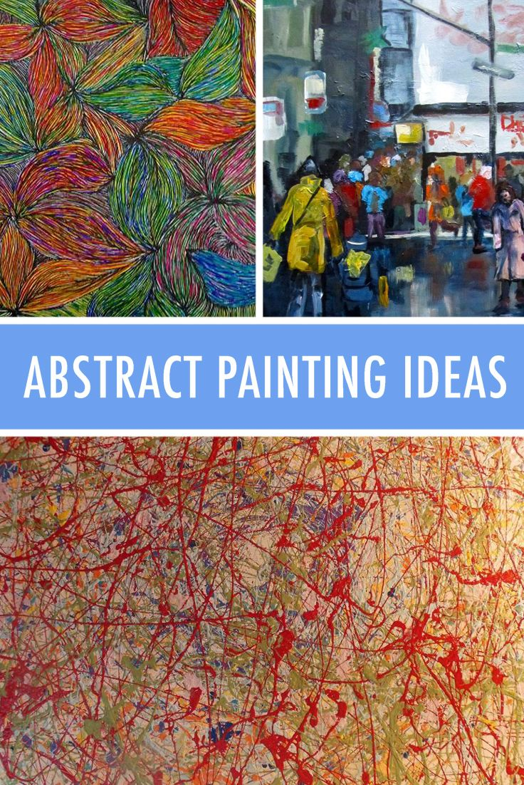 7 Abstract Painting Ideas. 250 best Art Tutorials   Theory images on Pinterest   Art