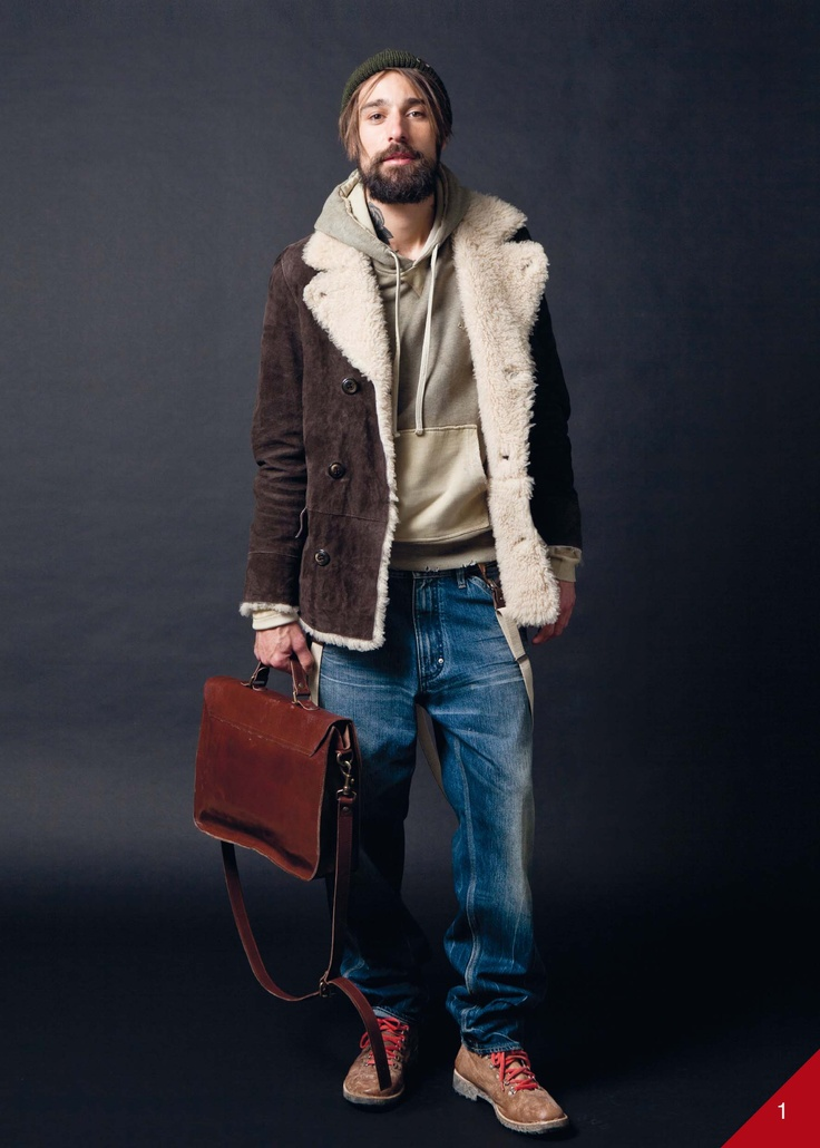 Cycle Lookbook Man F/W 2012  #cycle