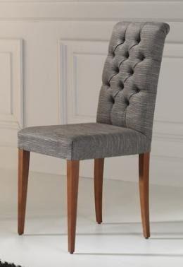 17 mejores ideas sobre sillas comedor en pinterest eames for Silla sillon comedor