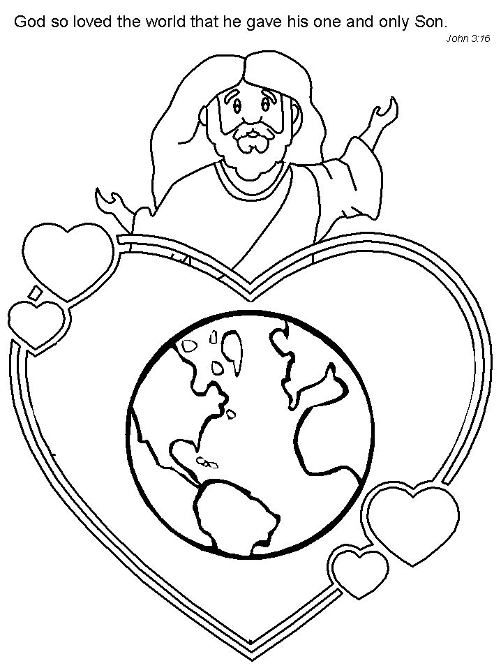 haiti christian coloring pages - photo#4