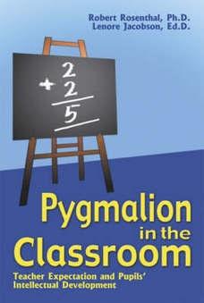 L'effet Pygmalion ou la force des représentations
