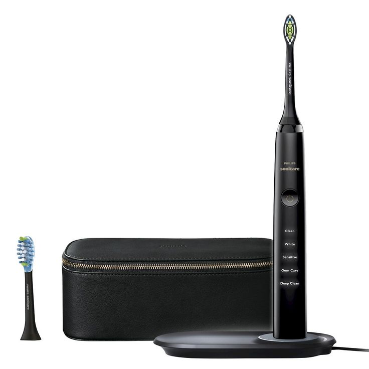 Philips Sonicare HX9393/90 Diamond Clean Qi Edition Powered Toothbrush