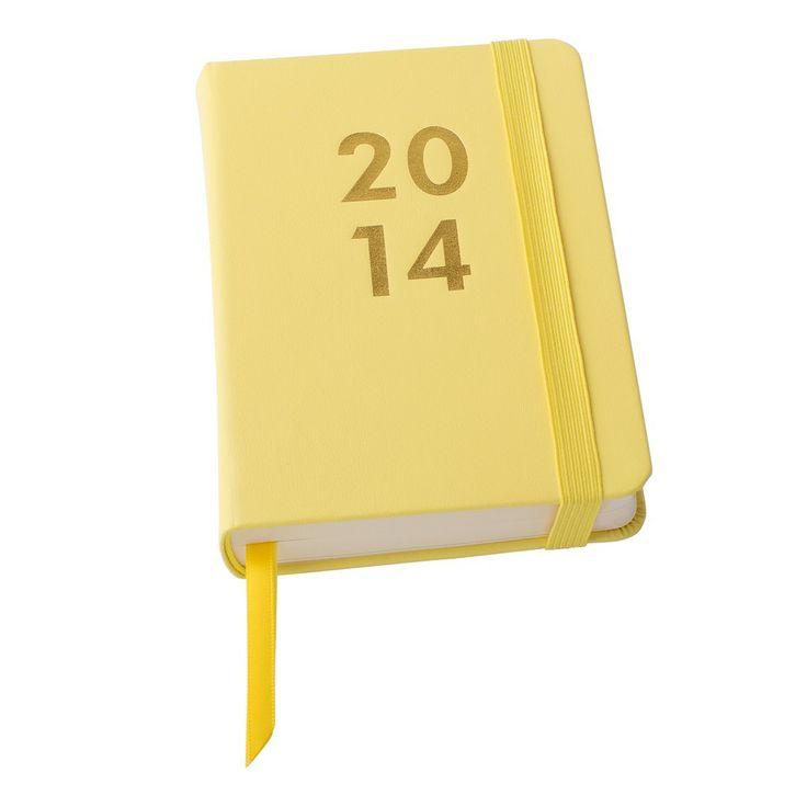 I love kikki.k and I love this lemon A6 daily planner!