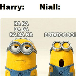 More 1D minions ;) The world is getting better :P