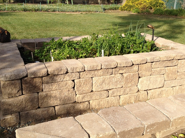 51 best Yard Makeovers images on Pinterest | Retaining walls, Garten ...