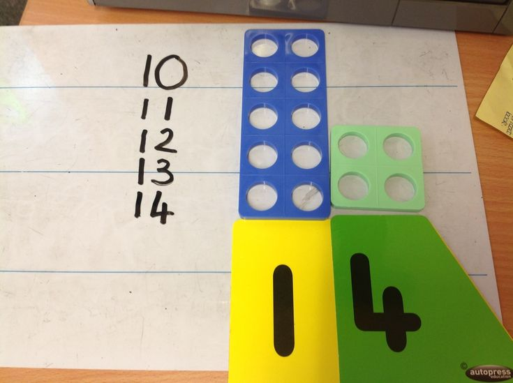 Explaining place value using Numicon and arrow cards. This vital skill needs…                                                                                                                                                                                 More