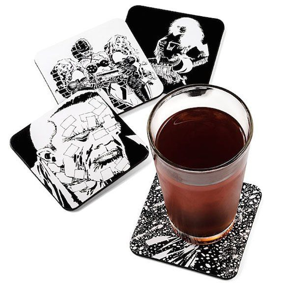 Sin City Coasters - http://madeofmillions.com/sin-city-coasters/