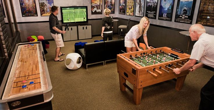 kids small game room - Google Search