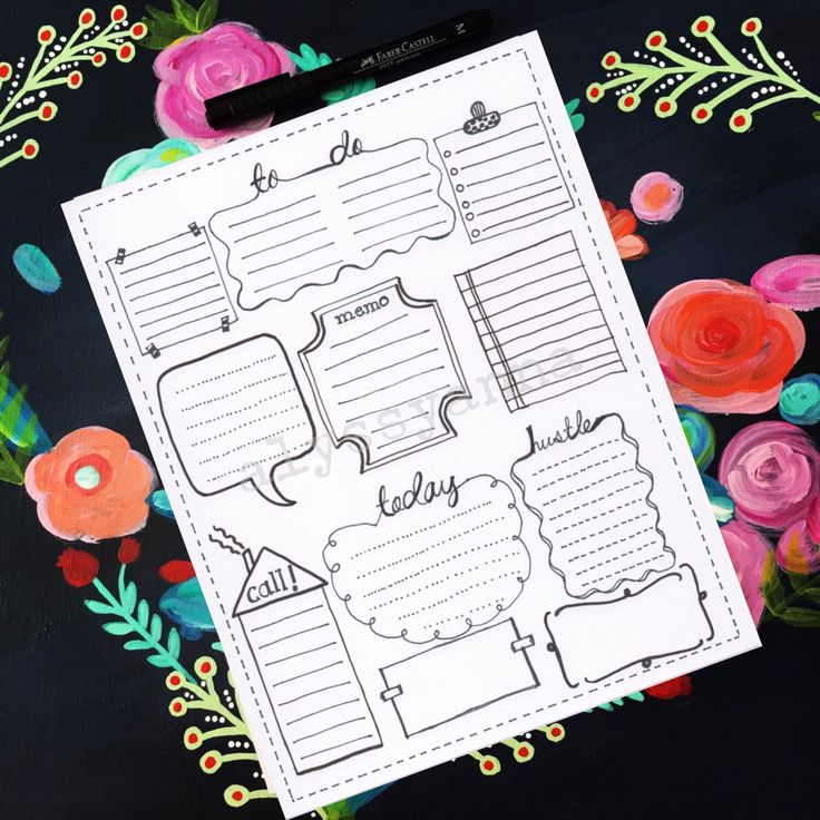 7 best BULLET JOURNALS images on Pinterest | Bujo, Bullet journal ...