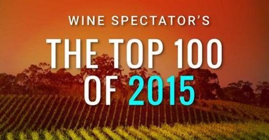 """L'importante rivista enoica americana ha reso nota la classifica """"Top 100"""" dei migliori vini al mondo per l'anno 2015 e l'Italia è seconda con ben 20 etichette. Podio tutto made in USA. Classifica e considerazioni nell'articolo. #wine #vino #top100"""