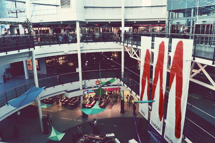 Ostoksille :-) #myyrmanni #floors