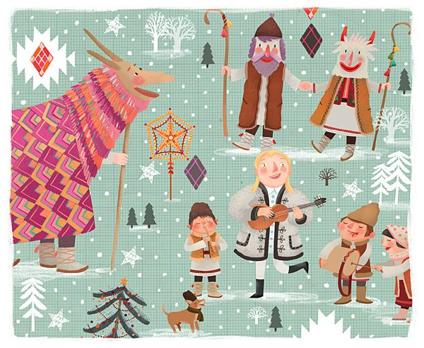 do you feel the Christmas approaching? Here, in Romania, we certainly do!