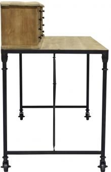 Leicester Desk. A Block and Chisel Product.