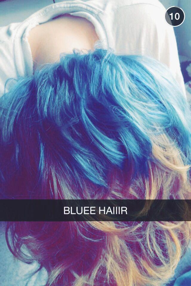 Blonde hair blue underneath the best blonde hair 2017 blue highlight ideas hair world pmusecretfo Gallery