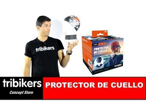 Protector de cuello Mugiro - Fuera rozaduras! - Videos de Ciclismo